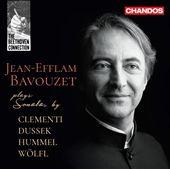 Jean-Efflam Bavouzet plays Sonatas by Clementi, Dussek, Hummel, Wölfl