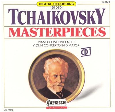 Tchaikovsky Masterpieces, Vol. 1