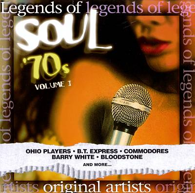 Legends of Music: Soul of the 70s, Vol. 1