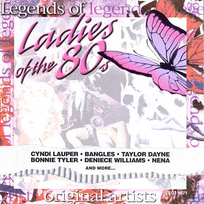 Legends of Music: Ladies of the 80s