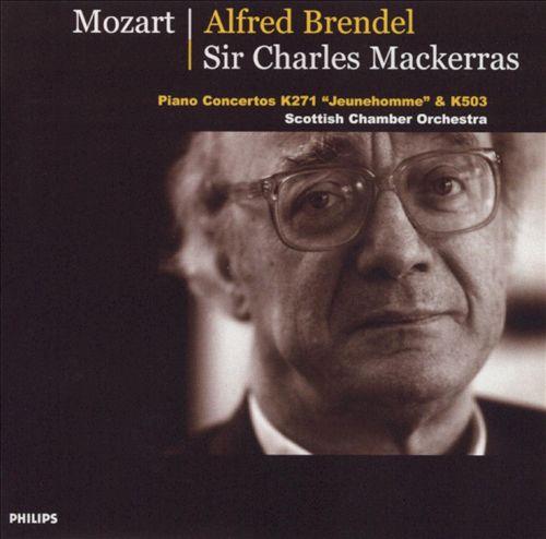 Mozart: Piano Concertos, K271 & K503