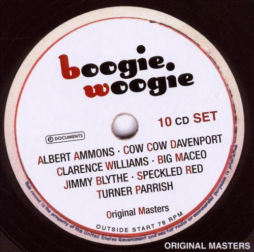 Boogie Woogie [Membran]