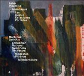 Astor Piazzolla: Aconcagua;…