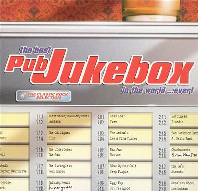 The Best Pub Jukebox in the World...Ever!