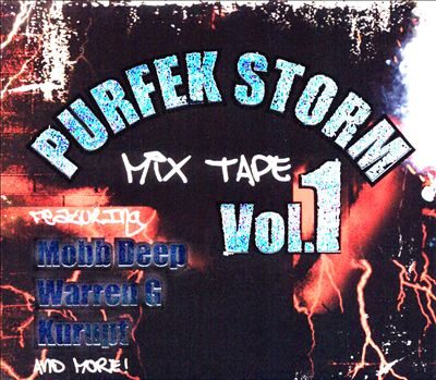 Purfek Storm Mix Tape, Vol. 1