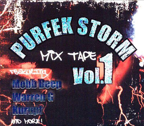 Purfek Storm Mix Tape, Vol. 1