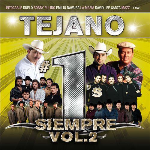 Tejano No. 1's Siempre, Vol. 2