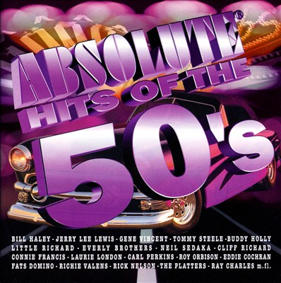 Absolute Hits of the 50's