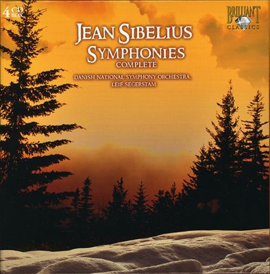 Jean Sibelius: Symphonies Complete