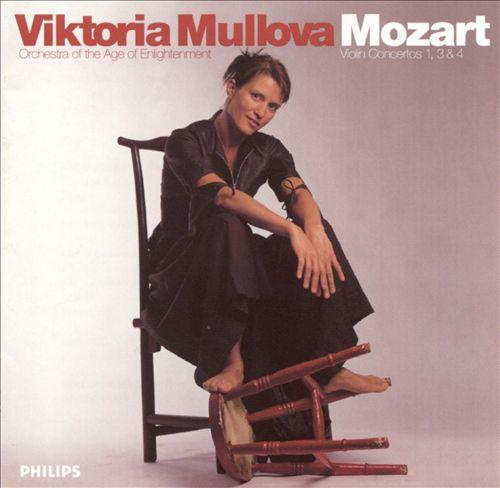 Mozart: Violin Concertos Nos. 1, 3, 4