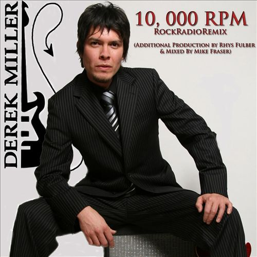 10,000 Rpm (Rock Radio Mix)