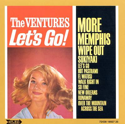 Let's Go/Ventures Play the Country Classics