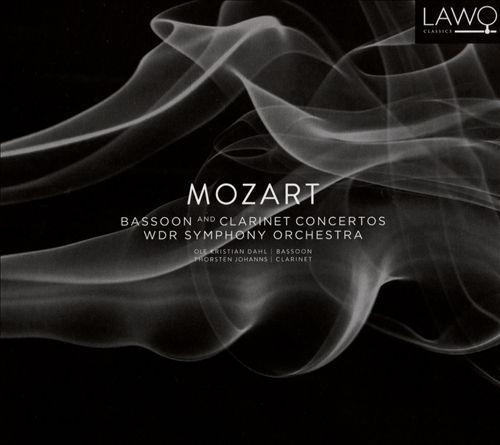 Mozart: Bassoon and Clarinet Concertos