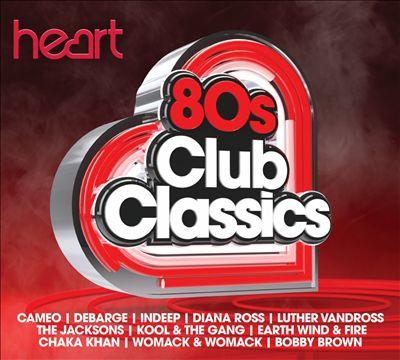 Heart 80s Club Classics