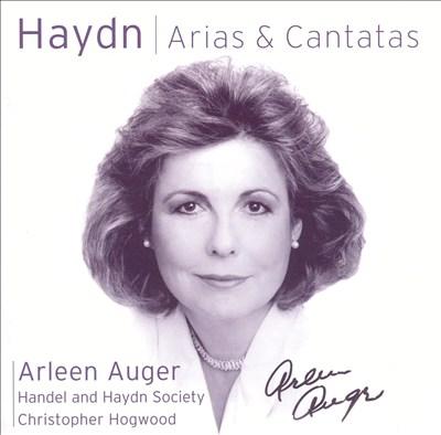 Haydn: Arias & Cantatas