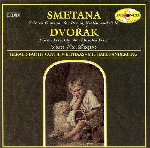 Smetana & Dvorák Piano Trios