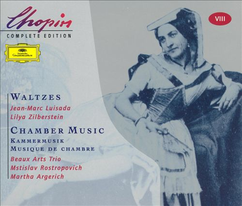 Chopin, Vol. 8: Waltzes; Chamber Music