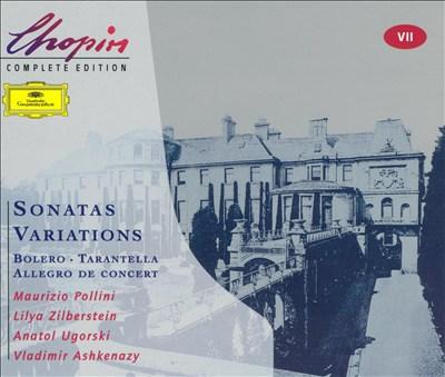 Chopin: Sonatas & Variations