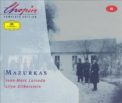 Chopin, Vol. 3: Mazurkas