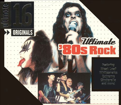 Ultimate 16: Ultimate 80's Rock