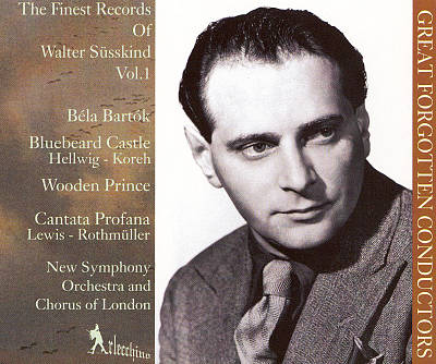 The Finest Records of Walter Süsskind, Vol. 1