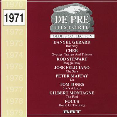 De Pre Historie: 1971, Vol. 1