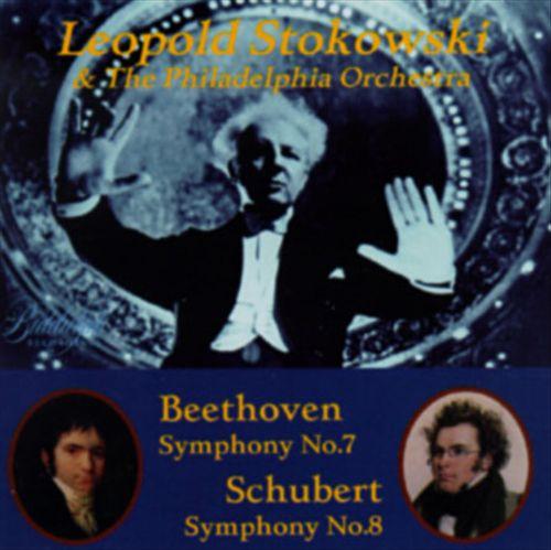 Stokowski Conducts Beethoven & Schubert