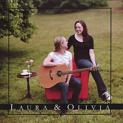 Laura and Olivia