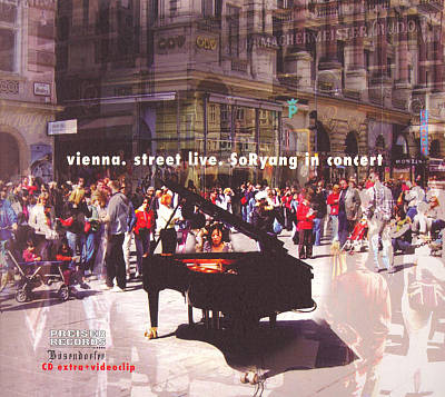 Vienna - Street Live - SoRyang in Concert