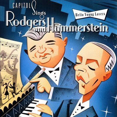 """Capitol Sings Rodgers and Hammerstein: """"Hello, Young Lovers"""""""