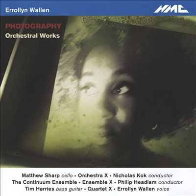 Errollyn Wallen: Photography - Orchestral Works