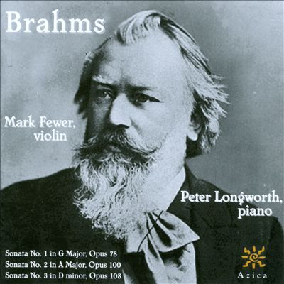 Brahms: Sonatas for Violin & Piano
