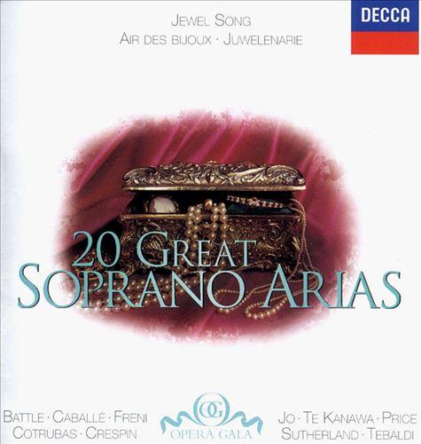 20 Great Soprano Arias