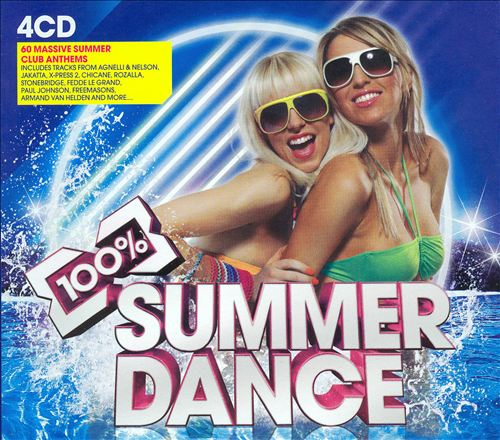 100 Percent Summer Dance