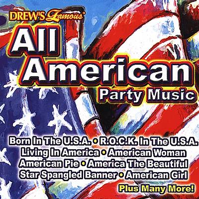 Drew's Famous All American Party Music
