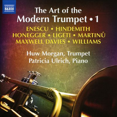 The Art of the Modern Trumpet, Vol. 1
