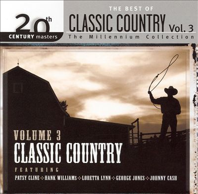 20th Century Masters: Classic Country, Vol. 3 [Universal International]