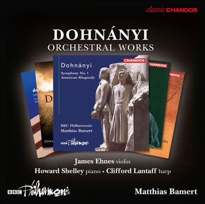 Dohnányi: Orchestral Works
