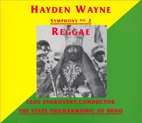 Hayden Wayne: Symphony No. 2 Reggae