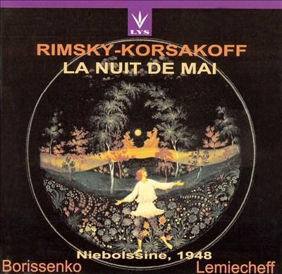 Rimsky-Korsakoff: La Nuit de Mai