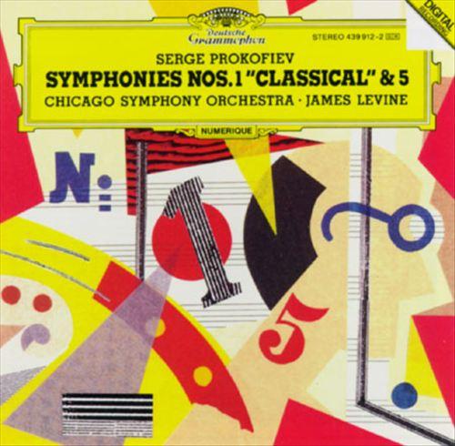 Prokofiev: Symphonies Nos. 1