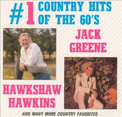 #1 Country Hits of the 60s [Richmond]