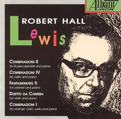 Music by Robert Hall Lewis