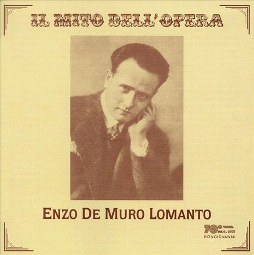 Enzo de Muro Lomanto