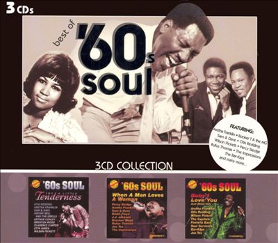 Best of 60s Soul [Madacy]