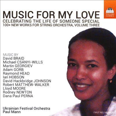 Music for My Love: Celebrating the Life of a Special Woman, Vol. 3