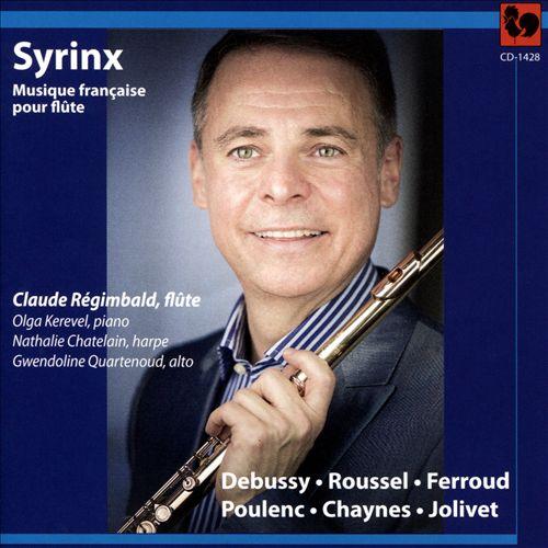 Syrinx: Musique française pour flûte