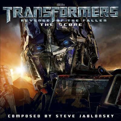 Transformers: Revenge of the Fallen [The Score]