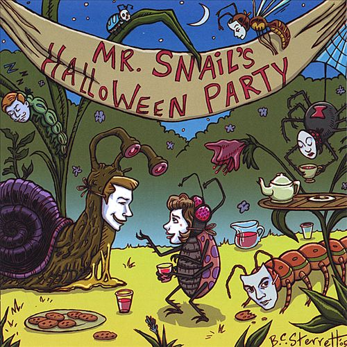 Mr. Snail's Halloween Party