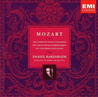 Mozart: The Complete Piano Concertos